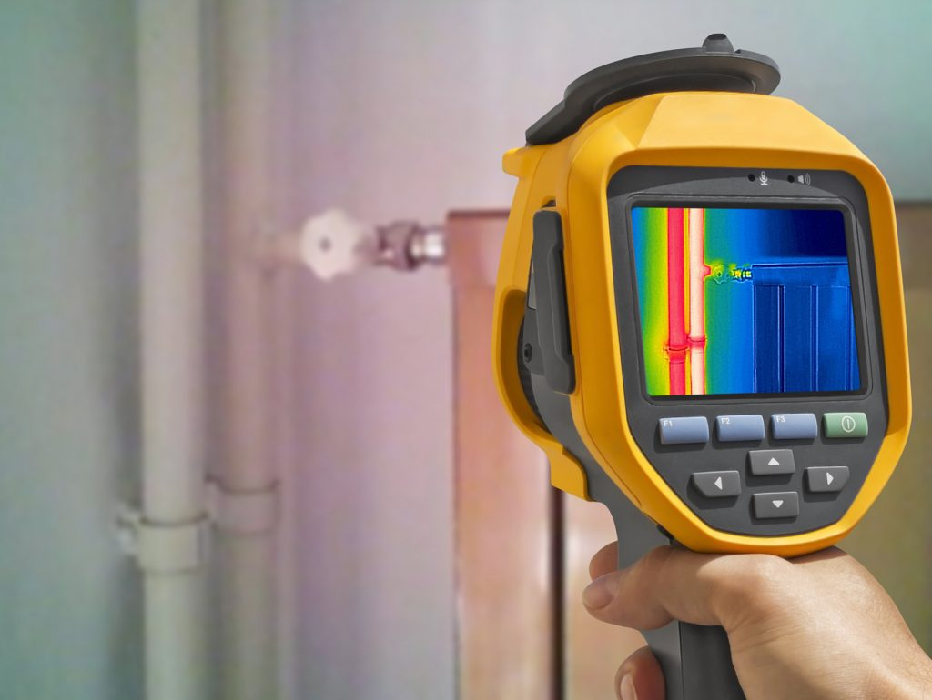 Thermal Imaging Leak Detection Bournemouth, Southampton Portsmouth